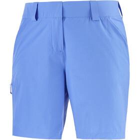 Salomon Wayfarer Shorts Women, blauw
